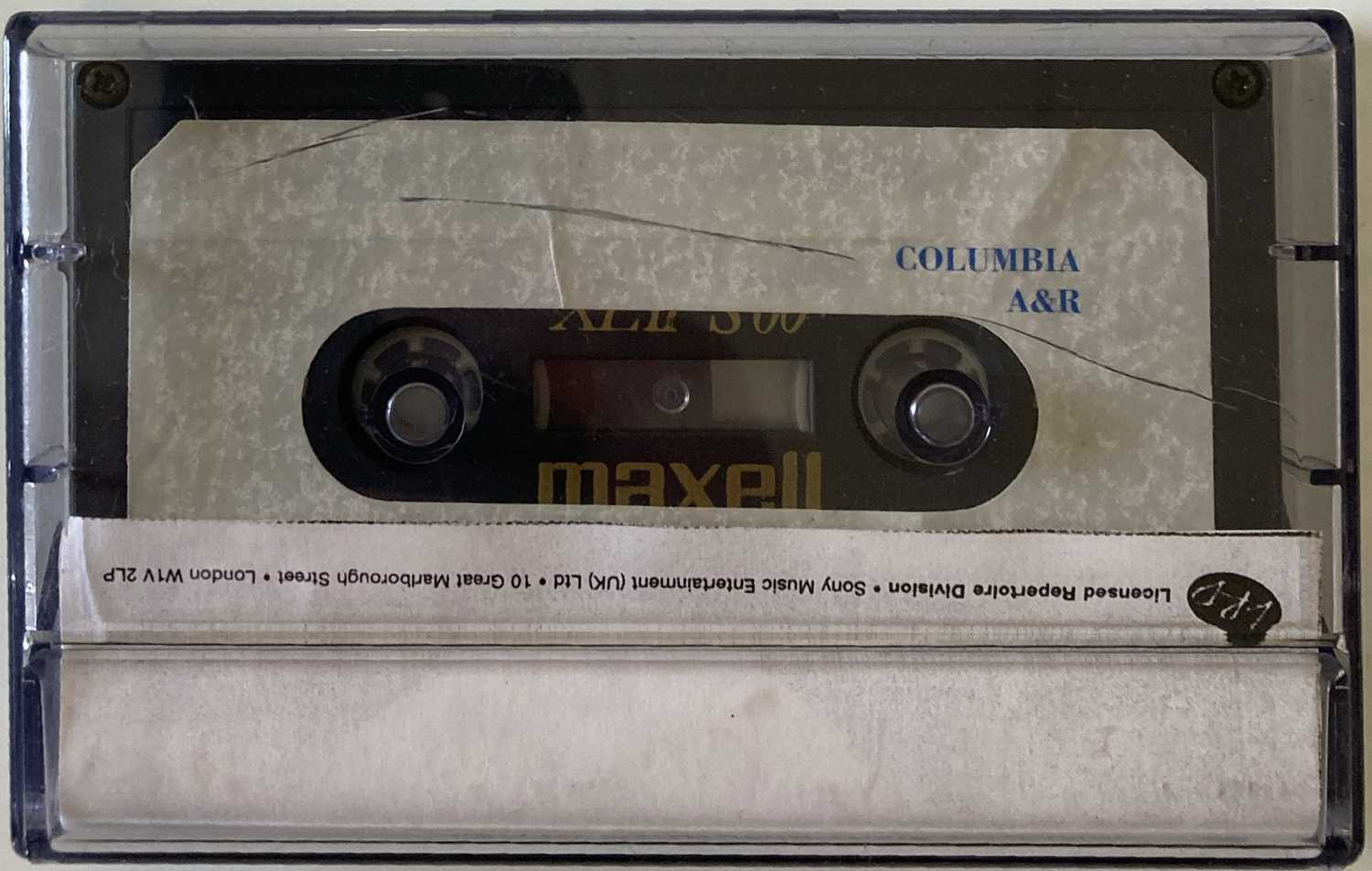 OASIS WHAT'S THE STORY 'LRD' PROMO CASSETTE. - Image 2 of 2