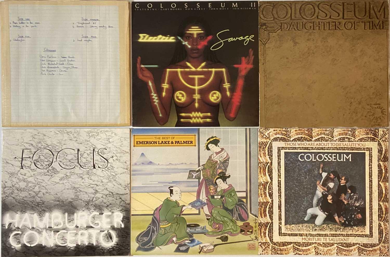 HEAVY ROCK & PROG - LPs - Image 5 of 6