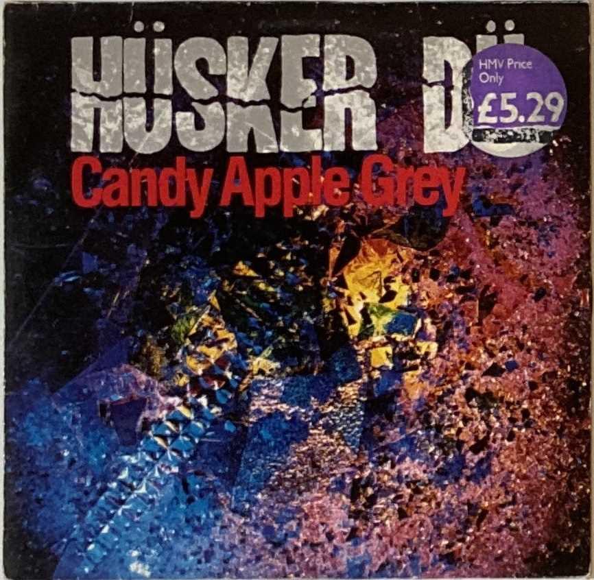 HUSKER DU - LPs - Image 2 of 2