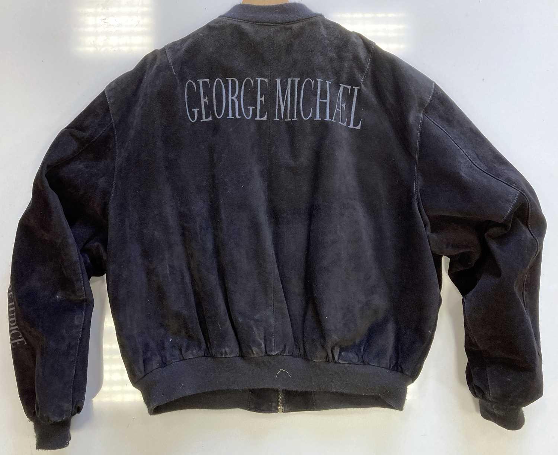GEORGE MICHAEL LISTEN WITHOUT PREJUDICE TOUR JACKET. - Image 2 of 2