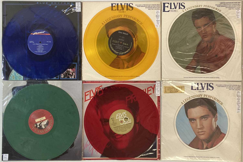 ELVIS PRESLEY - LP COLLECTION - Image 5 of 6