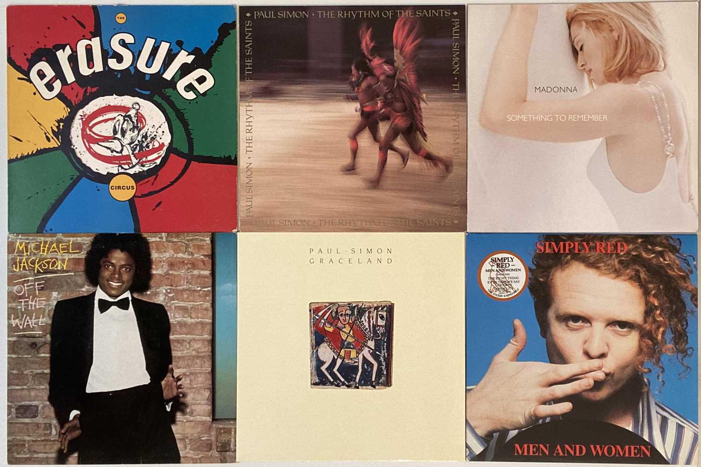 "POP - LPs (PLUS 12"""