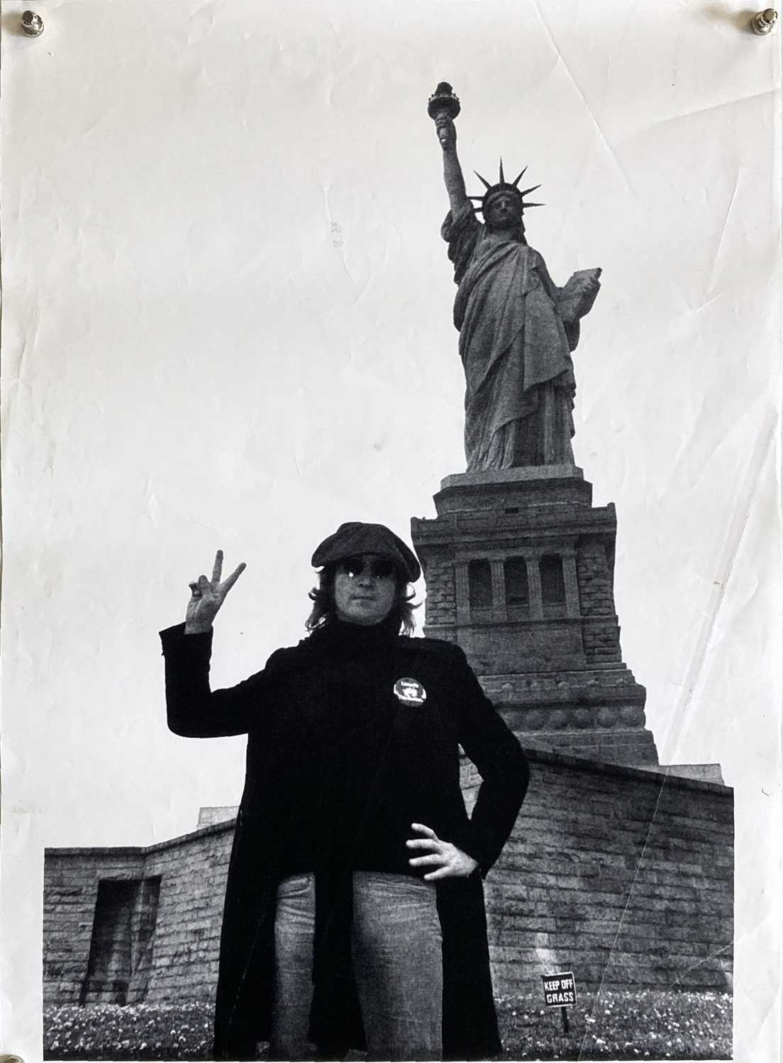 BEATLES / ROLLING STONES POSTERS. - Image 3 of 8
