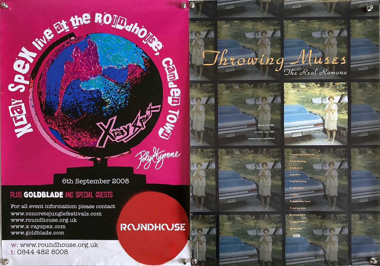 ROCK CONCERT MEMORABILIA - RADIOHEAD / X RAY SPEX AND MORE. - Image 4 of 6