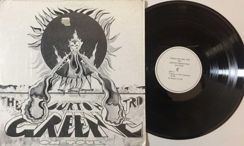 ESP DISK - FREE JAZZ RARITY LPs - Image 5 of 5