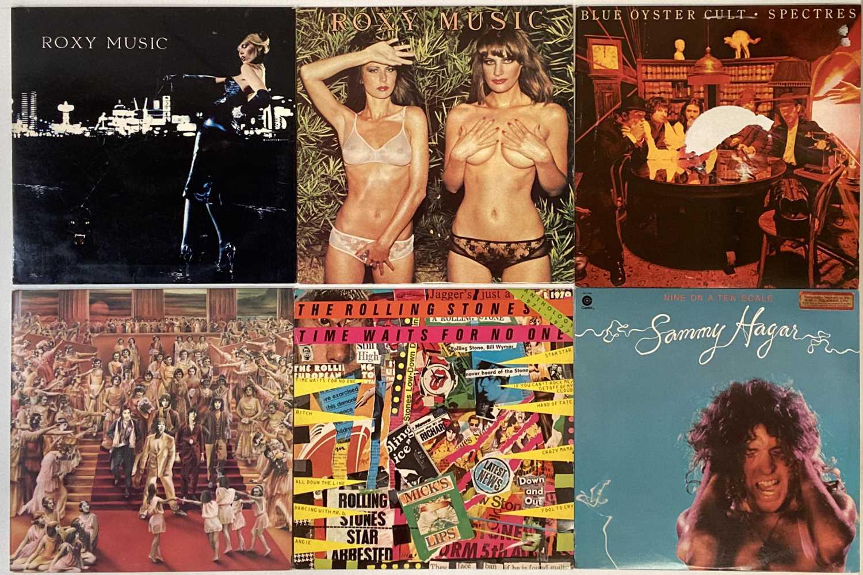CLASSIC ROCK/HEAVY/PROG/PSYCH-ROCK LPs (WITH 'MILD' WARPING) - Image 6 of 6
