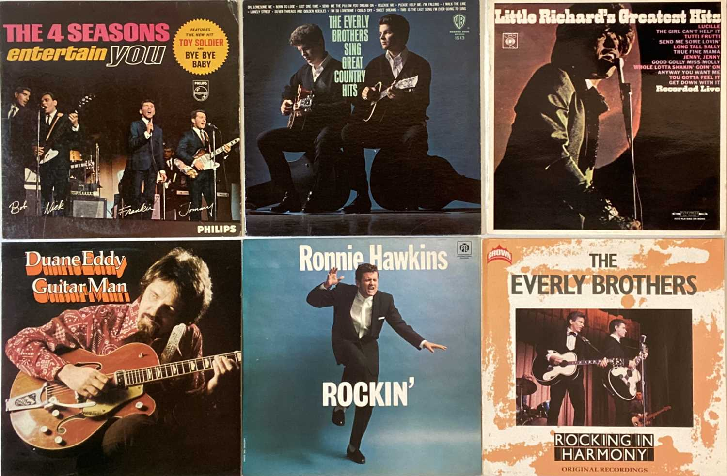 ROCK N ROLL/ JAZZ/ GUITAR SPECIALISTS - LPs - Image 2 of 5