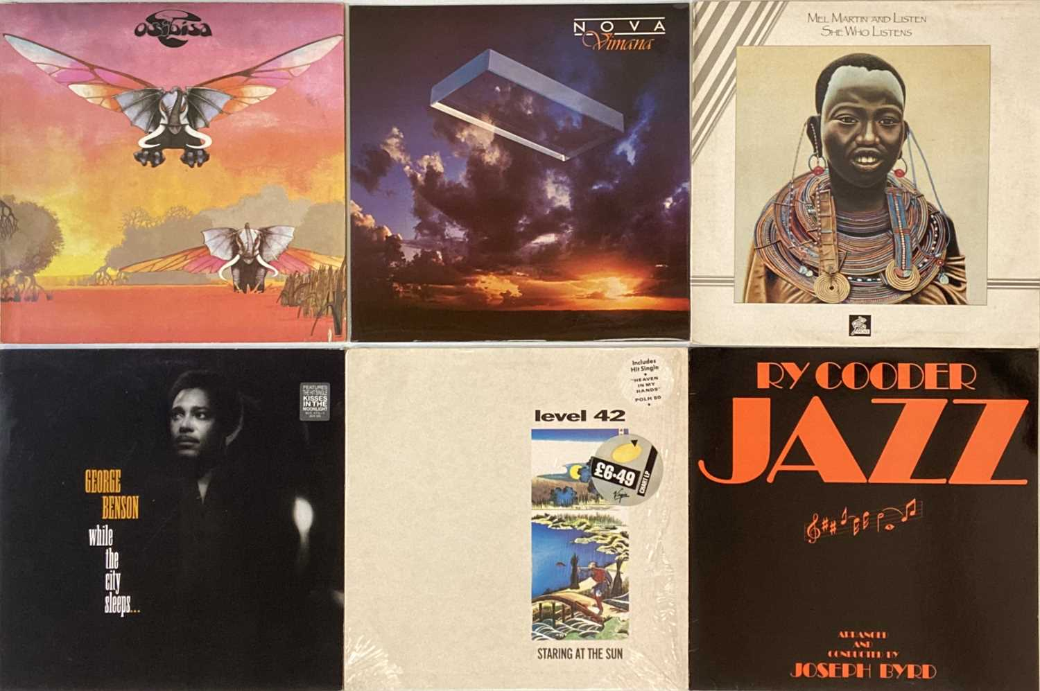 JAZZ ROCK/FUSION - LPs - Image 2 of 5