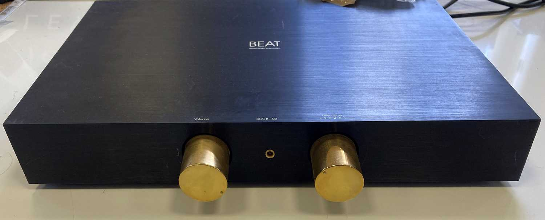 BEAT B-100 AMPLIFIER.