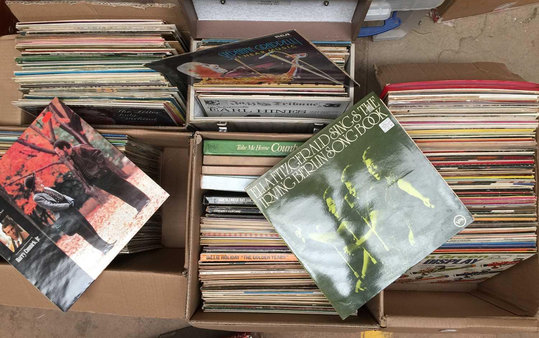 JAZZ/SOUNDTRACKS - LPs