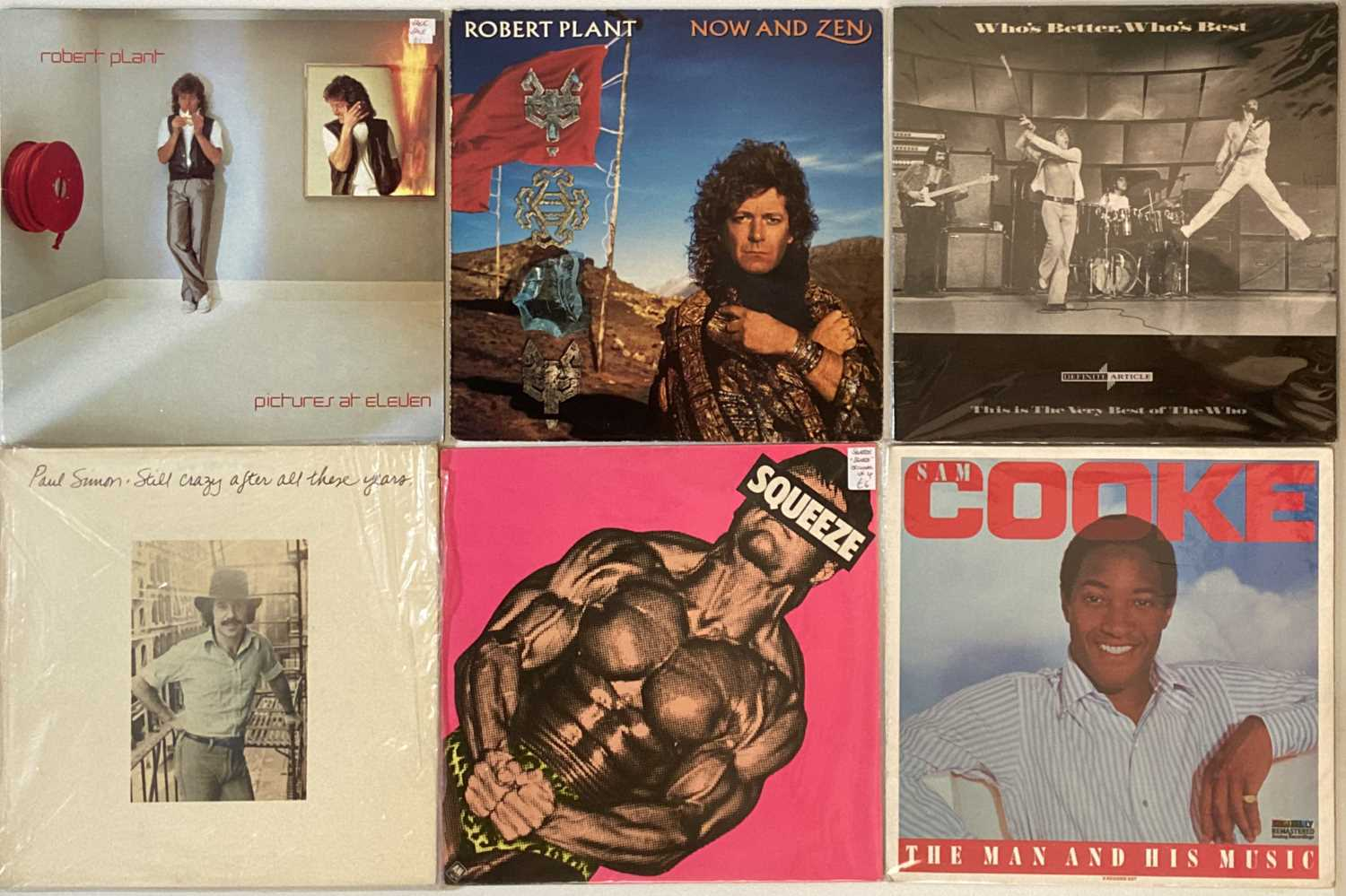 """CLASSIC ROCK & POP – LPs (WITH 12"""") - Image 3 of 6"""