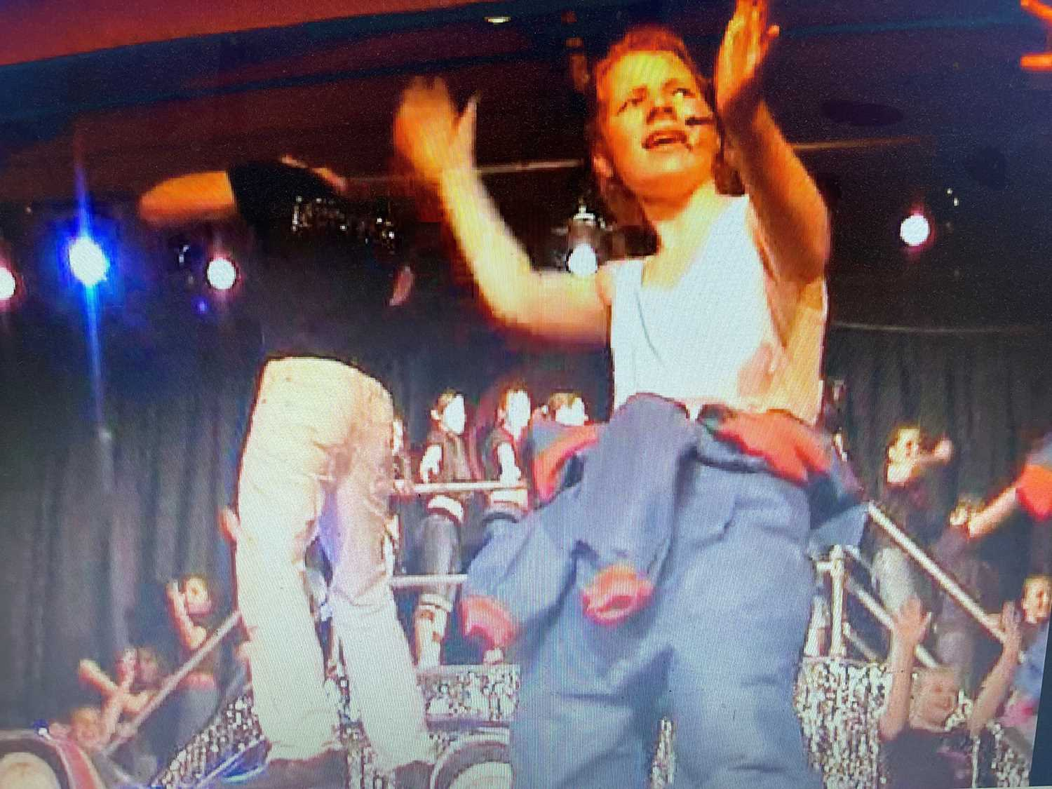 DVD FEATURING ED SHEERAN'S PERFORMANCE IN GREASE SCHOOL MUSICAL. - Image 2 of 4