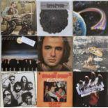 SIGNED LPS - BEACH BOYS / RAINBOW / SNOW PATROL.