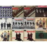 """THE BEATLES & RELATED - 7""""/EPs COLLECTION"""