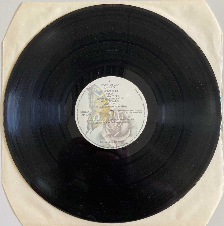 KATE BUSH SIGNED LP. - Image 6 of 6
