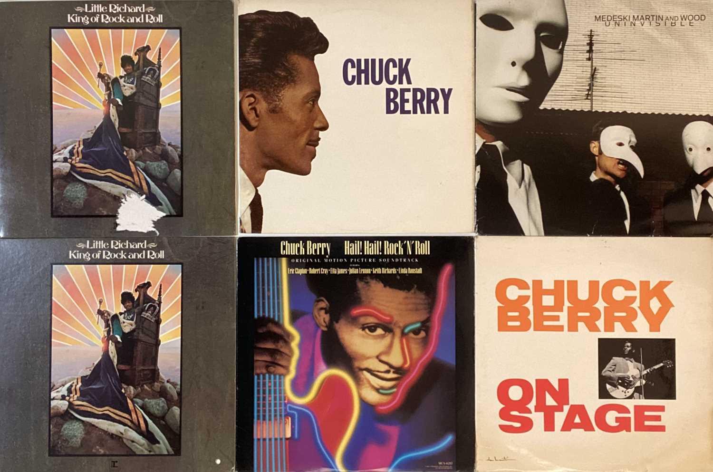 ROCK N ROLL/ JAZZ/ GUITAR SPECIALISTS - LPs