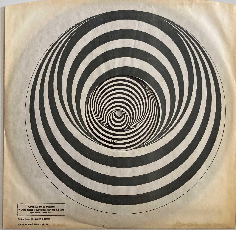 IAN CARR WITH NUCLEUS - SOLAR PLEXUS LP (ORIGINAL UK VERTIGO SWIRL PRESSING - 6360 039) - Image 5 of 5