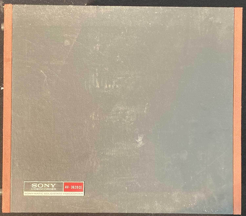 Sony Videocorder AV-3620 CE - 18 - Image 6 of 6
