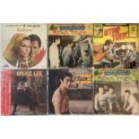 SOUNDTRACK LPs (LARGELY JAPANESE PRESSINGS)