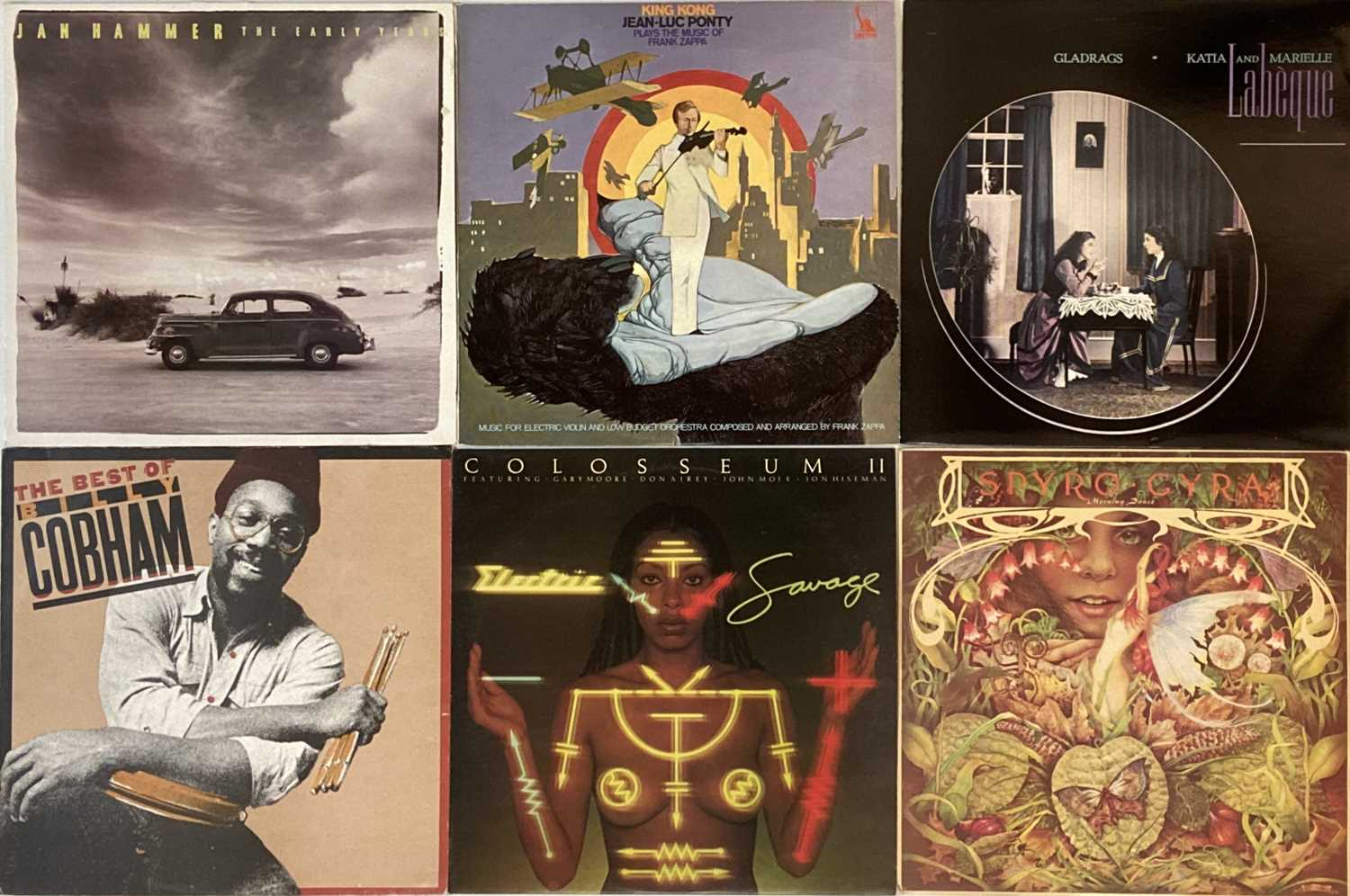 JAZZ ROCK/FUSION - LPs - Image 4 of 5