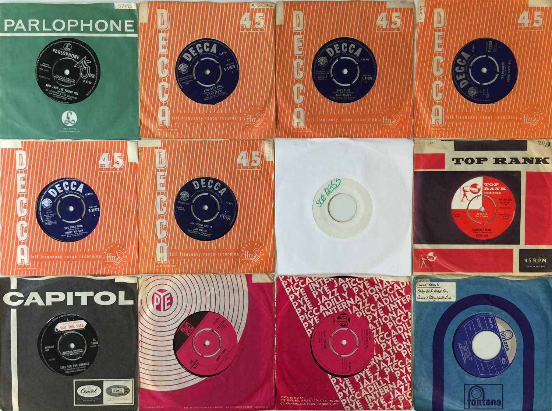 "ROCK/ POP/ SOUL - 7"" (INC DEMOS/ ACETATES) - Image 2 of 3"