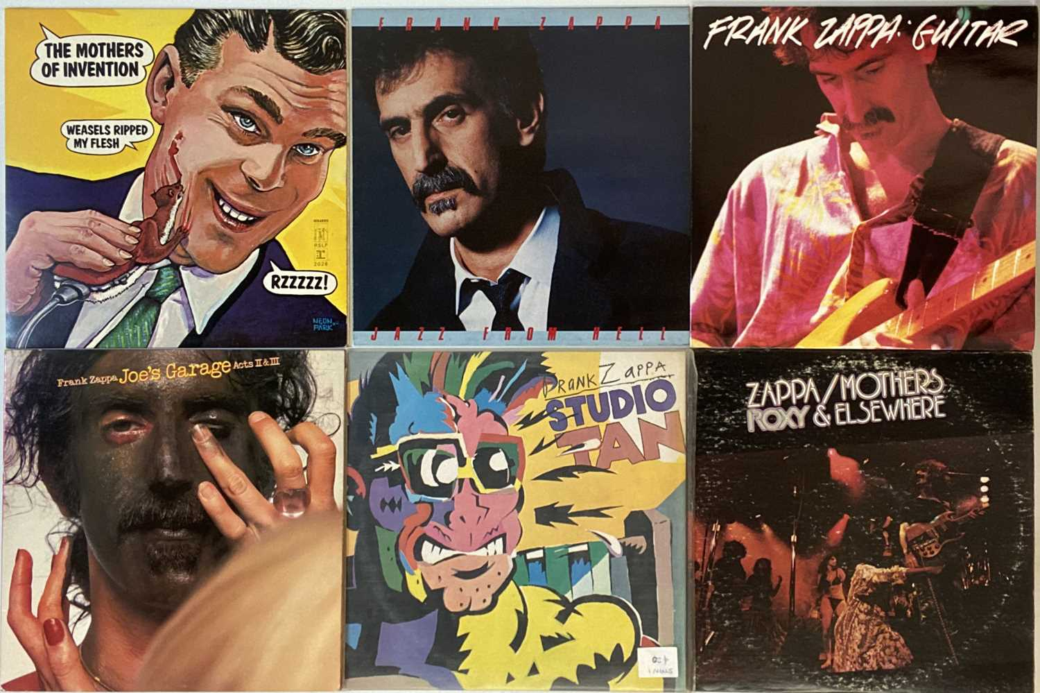 FRANK ZAPPA - LP COLLECTION - Image 2 of 3