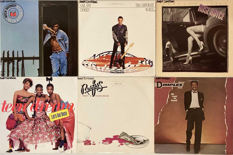 SOUL/FUNK/DISCO - LPs - Image 2 of 5