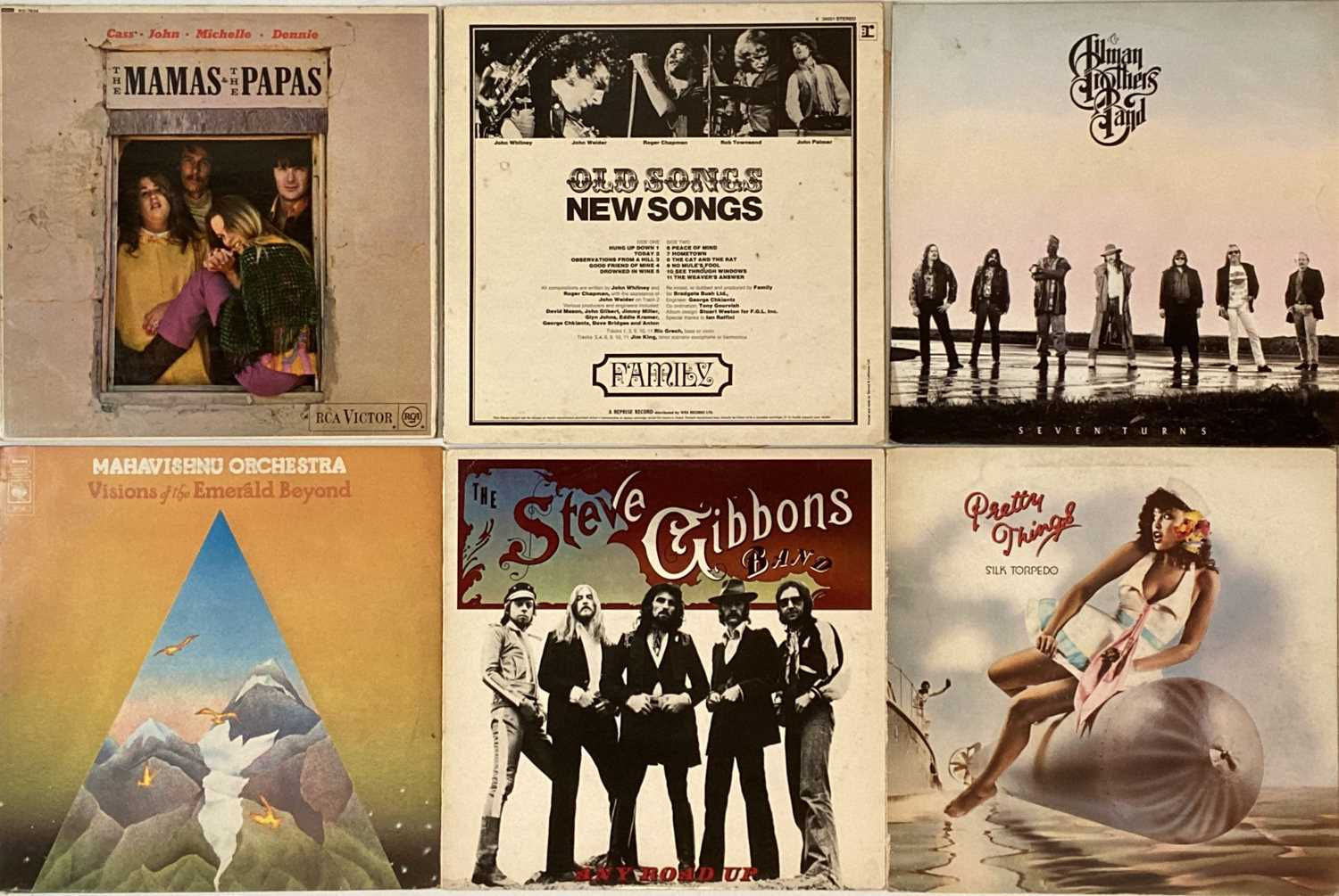 CLASSIC/ FOLK/ SOUTHERN ROCK - LPs - Image 6 of 6