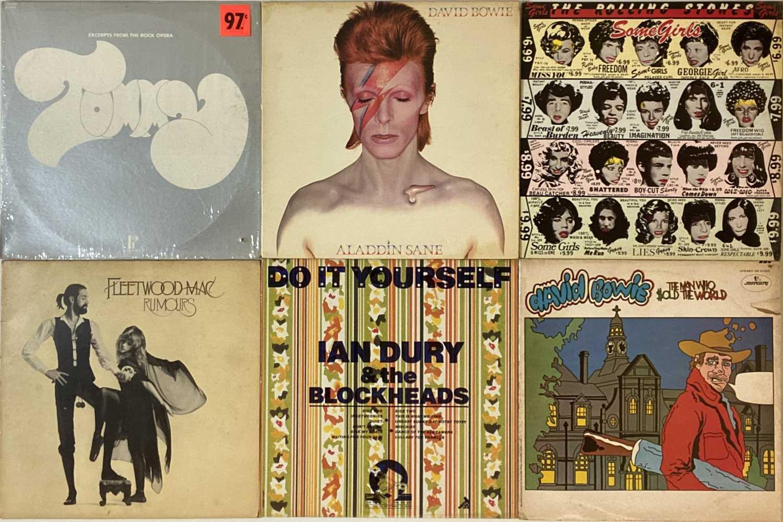 CLASSIC ROCK & POP - LPs
