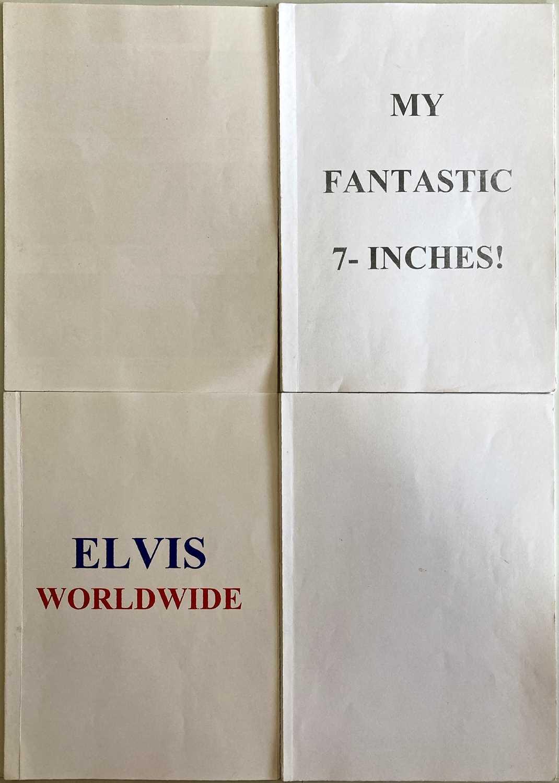 ELVIS PRESLEY RARE BOOKS. - Image 4 of 5