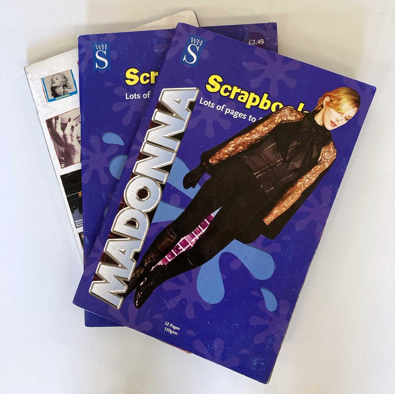 MADONNA SCRAPBOOKS / CALENDARS AND MORE. - Image 5 of 7