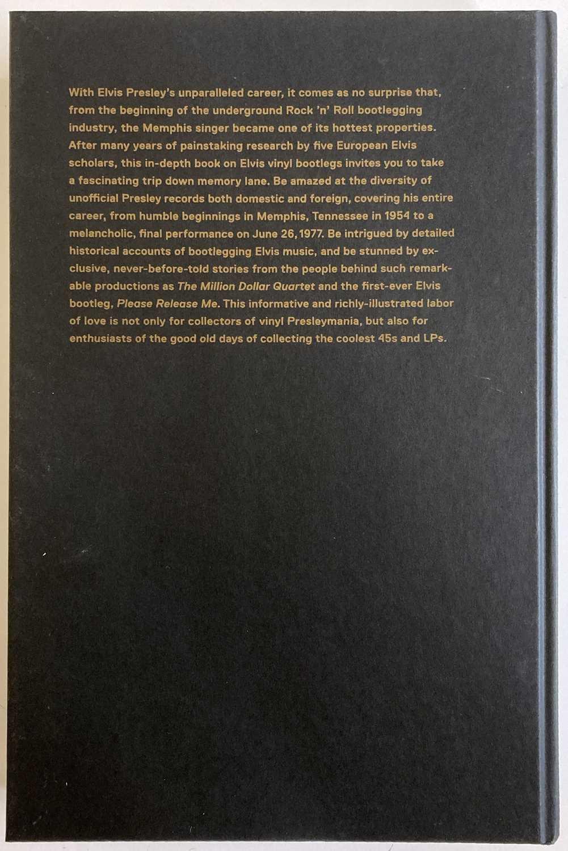 ELVIS PRESLEY RARE BOOKS. - Image 3 of 5