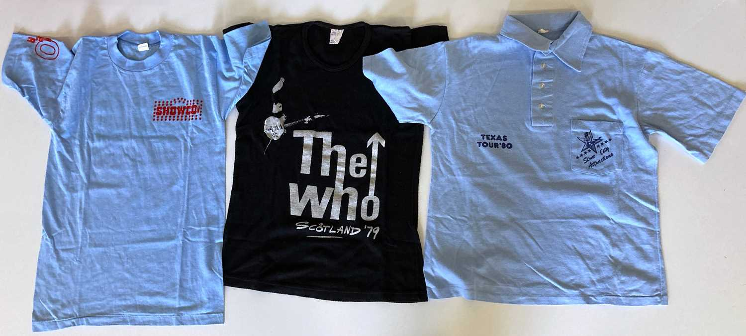 THE WHO TOUR CLOTHING. - Image 3 of 3