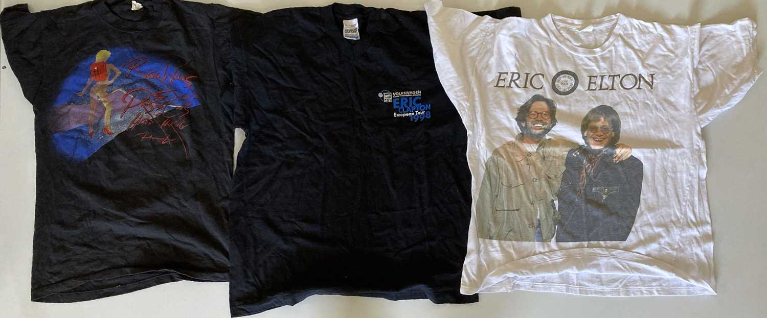 MUSIC CLOTHING . ERIC CLAPTON / ROGER WATERS - ONCE OWNED BY ANDY FAIRWEATHER LOW. - Image 3 of 4