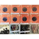 """THE ROLLING STONES - 60s 7""""/EP COLLECTION"""
