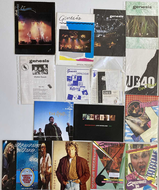 PROGRAMMES / SHEET MUSIC. - Image 2 of 12