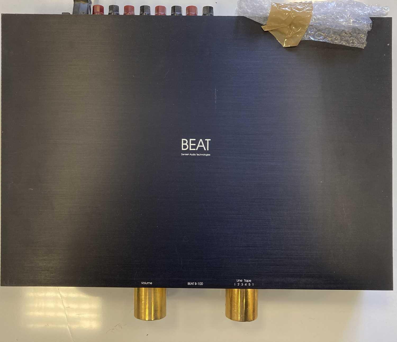 BEAT B-100 AMPLIFIER. - Image 2 of 3