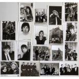 BEATLES PHOTOGRAPHS / MUSIC SHEETS.