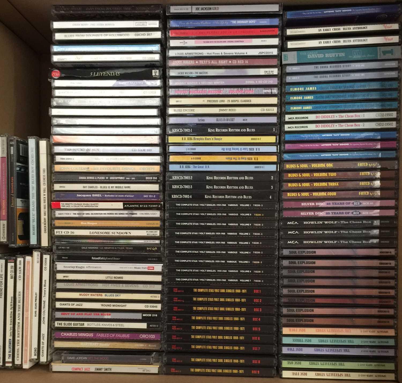 BLUES/JAZZ/R&B/R&R/SOUL - CDs