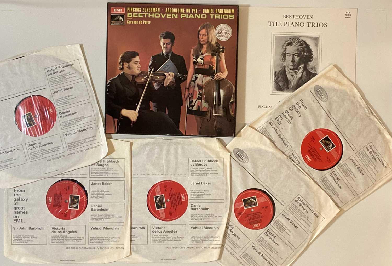 CAMPOLI/ DU PRE - LP/ BOX-SET RARITIES - Image 2 of 3