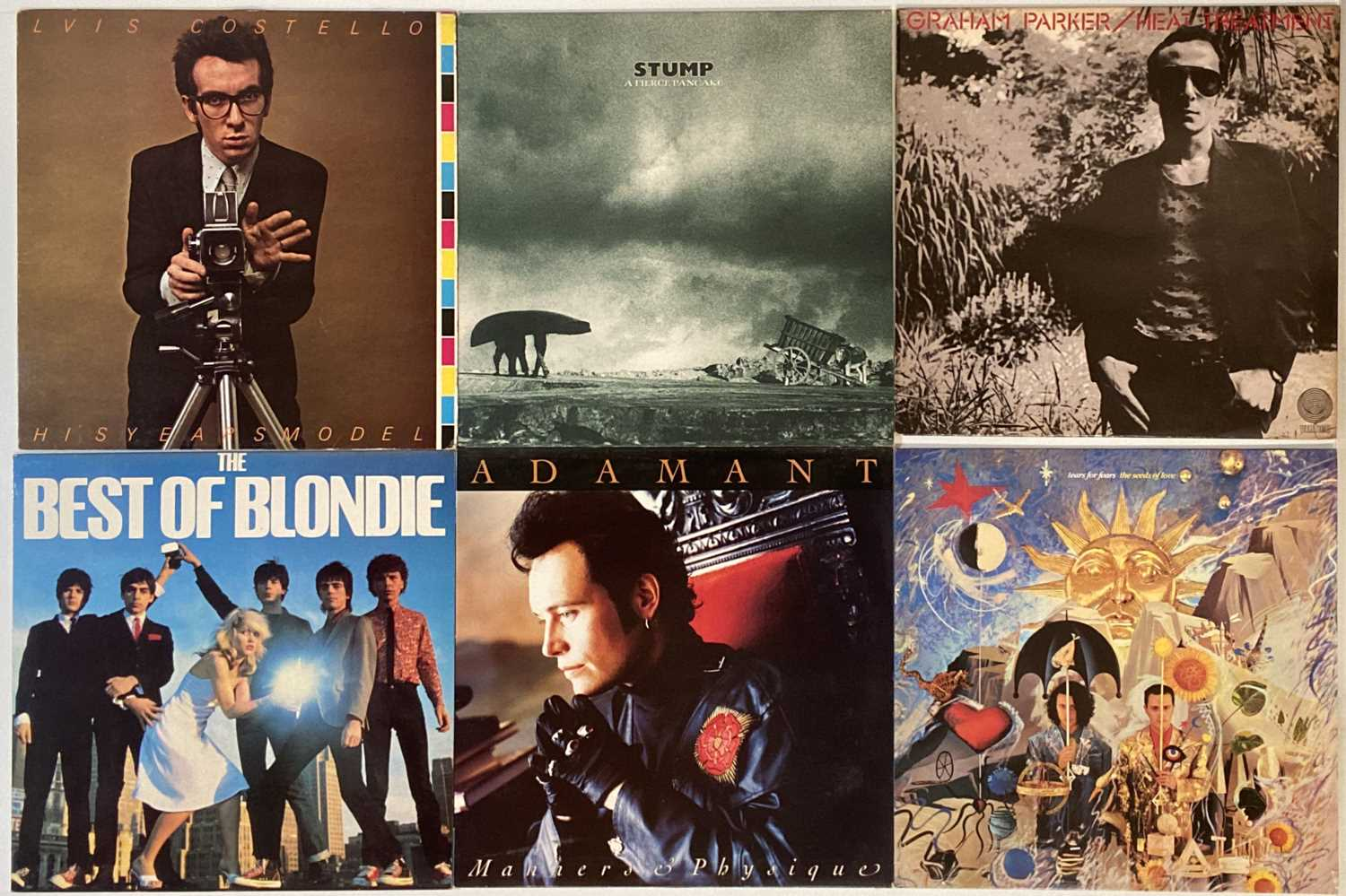 PUNK/INDIE/NEW-WAVE/COOL POP – LPs - Image 4 of 5