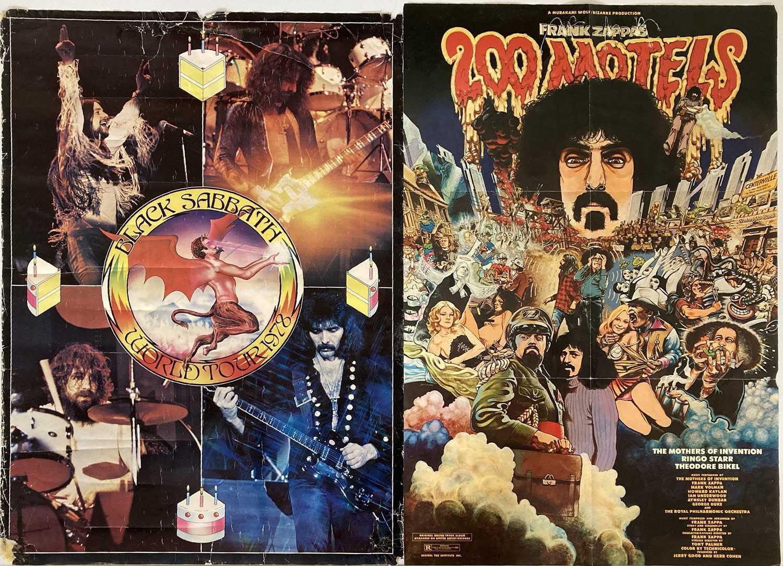 ROCK / HARD ROCK POSTERS. - Image 2 of 8