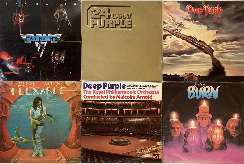 HEAVY ROCK/ METAL - LPs - Image 3 of 5