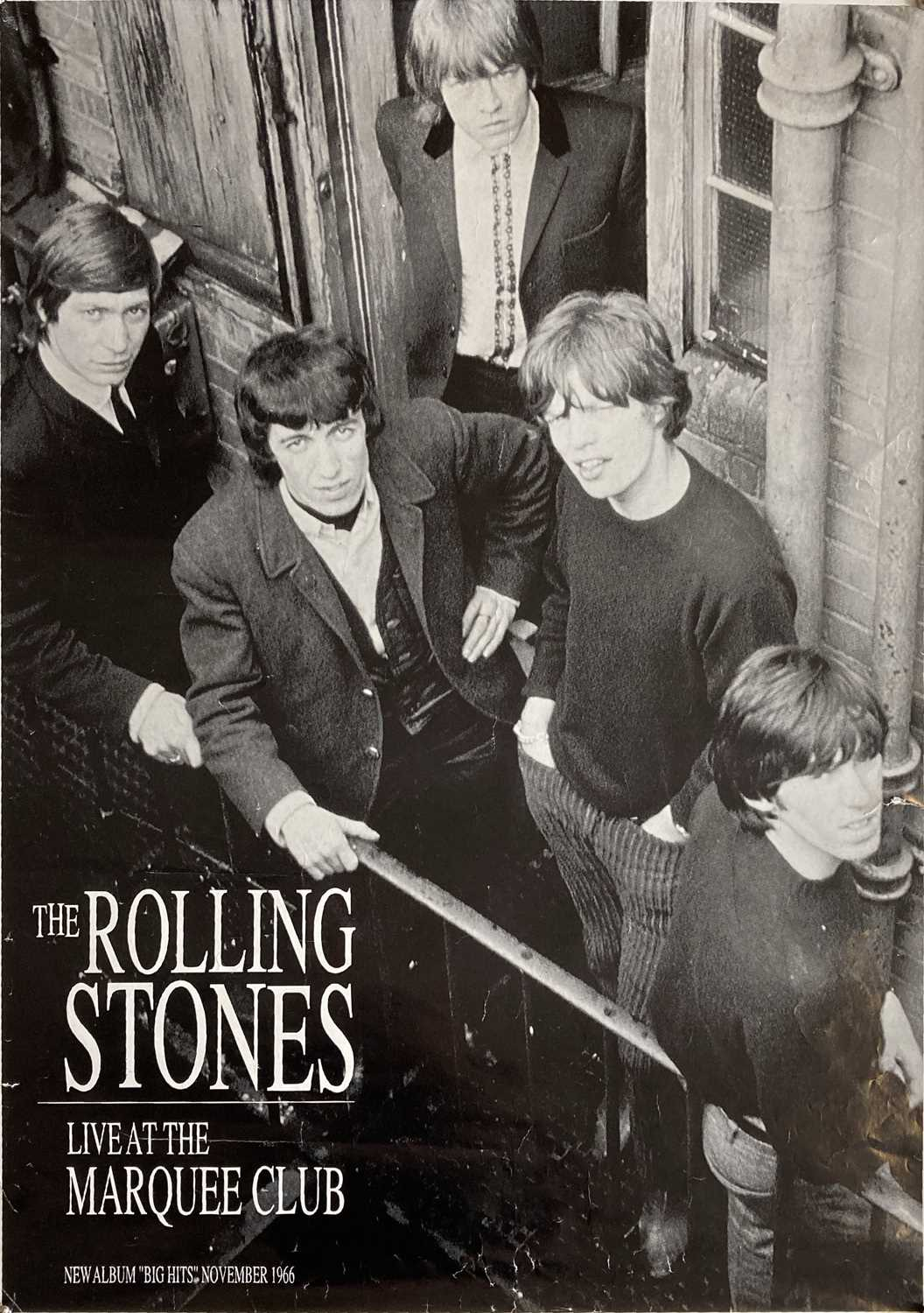 BEATLES / ROLLING STONES POSTERS. - Image 6 of 8
