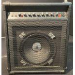 Three Guitar Amplifiers inc Marshall - lot 6