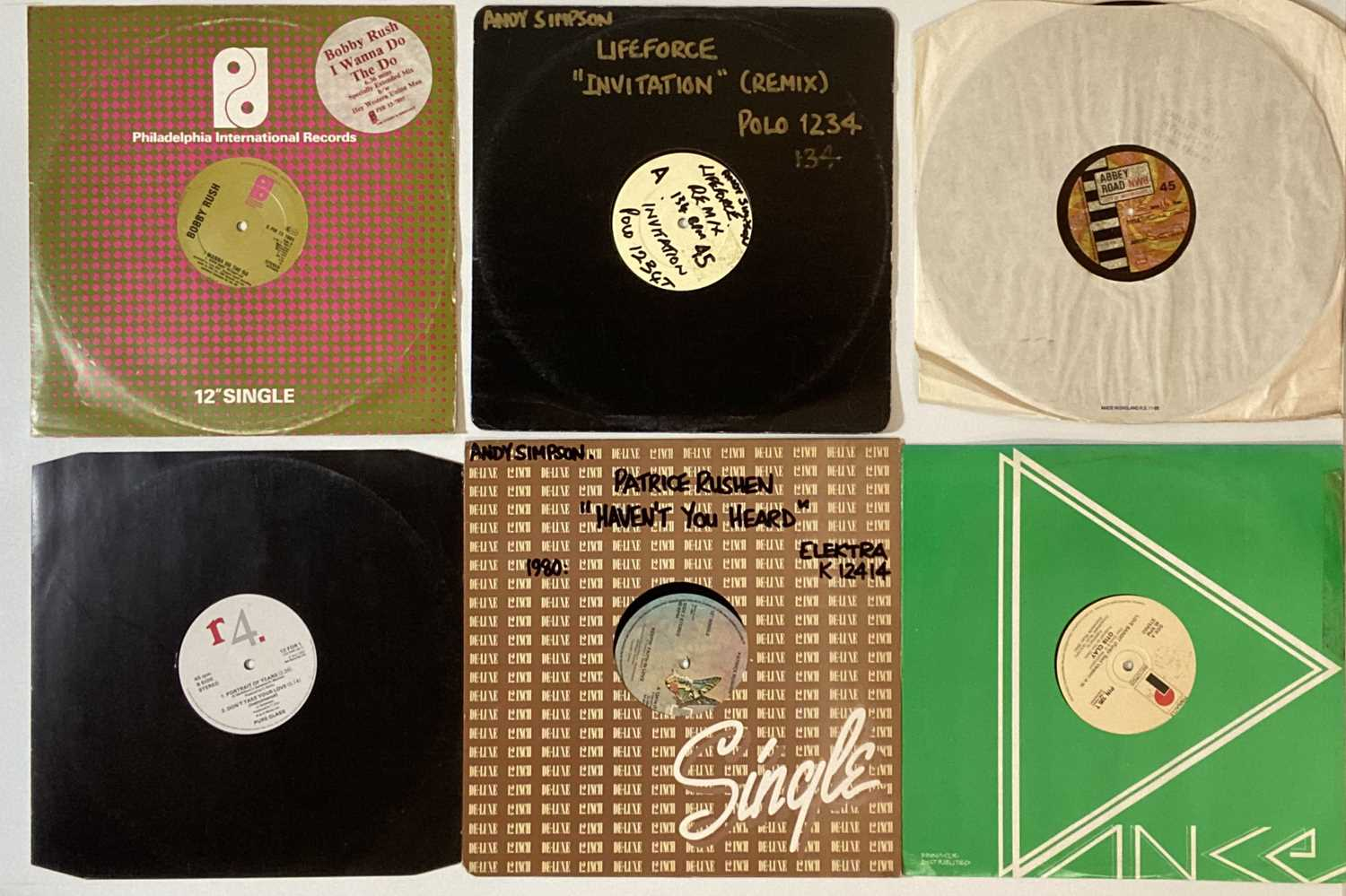 """SOUL/FUNK/DISCO/BOOGIE - 12"""" (WITH RARITIES) - Image 2 of 5"""