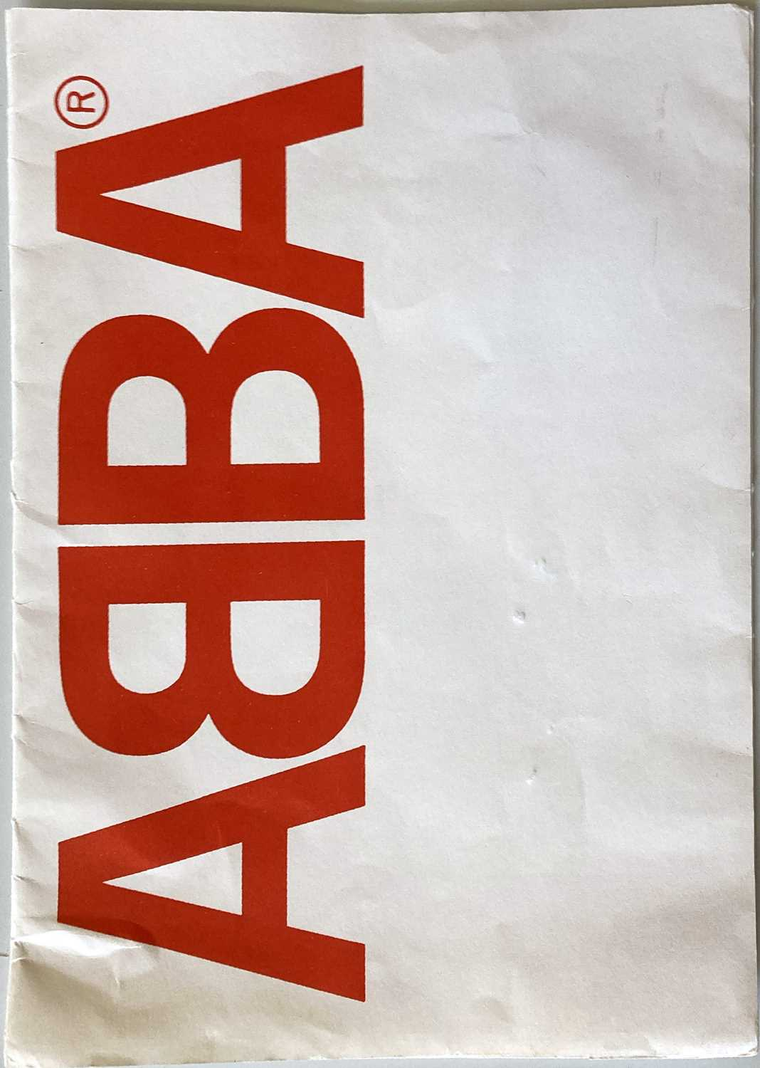 ABBA FAN CLUB PACK. - Image 2 of 3