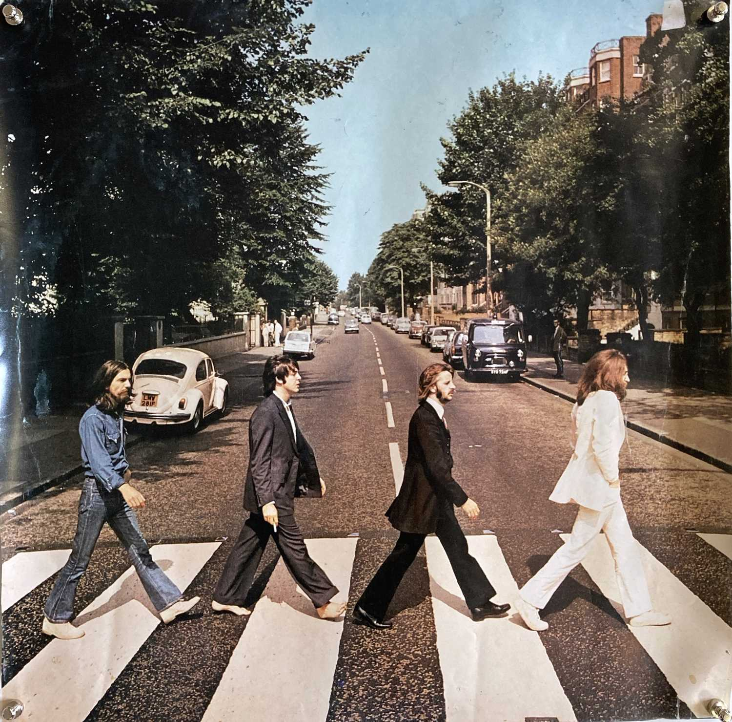 BEATLES / ROLLING STONES POSTERS. - Image 4 of 8