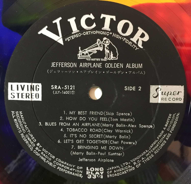 JEFFERSON AIRPLANE'S GOLDEN ALBUM LP (MARBLE VINYL - SRA-5121) - Image 5 of 5