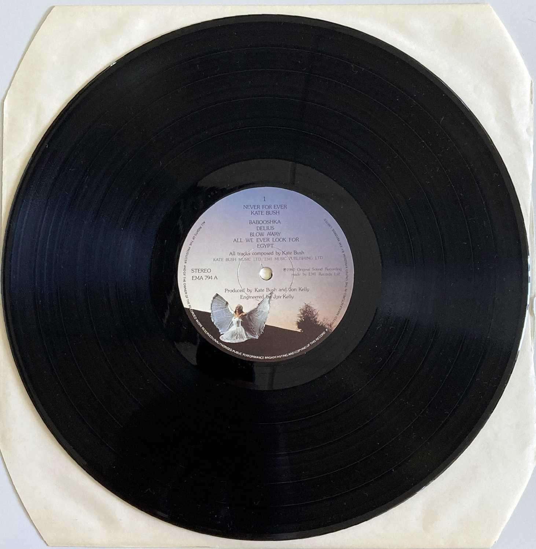 KATE BUSH SIGNED LP. - Image 5 of 6